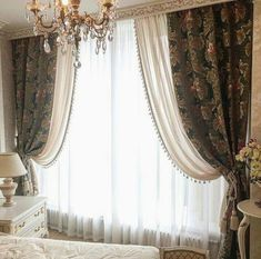 63 Trendy Bedroom Curtains With Blinds Master Bedroom Curtains With Blinds, Dining Room Curtains, Luxury Curtains, Elegant Curtains, Modern Curtains, Window Curtains, Modern Blinds, Dining Rooms, Bedroom Furniture Design