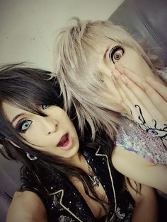 Hiro and Cazqui. Nocturnal Bloodlust