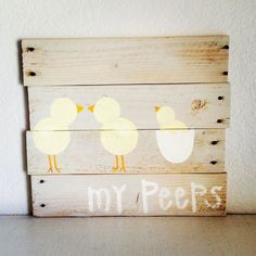 Favorite Wood Pallet Easter Projects - Crafty Morning