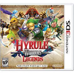 Hyrule Warriors Legends (Nintendo 3DS)