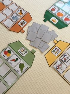Språkhjerte – Side 2 – idébank for alle med hjerte for språk og kommunikasjon Learning Styles, Learning Tools, Autism Activities, Activities For Kids, Busy Boxes, Kindergarten Games, Grande Section, Edd, Life Skills