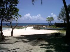 Natsepa beach, Ambon island - Indonesia