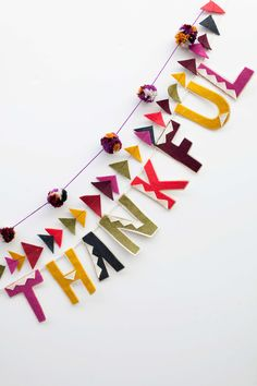 TELL: THANKSGIVING BANNER - Tell Love and Party