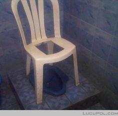 Inovasi toilet murah meriah