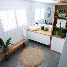 44 Ideas Bathroom Renovations Australia Vanities For 2019 Bathroom Renos, Laundry In Bathroom, Budget Bathroom, Bathroom Layout, Bathroom Renovations, Coastal Bathrooms, Modern Bathroom, Small Bathroom, Interior Exterior