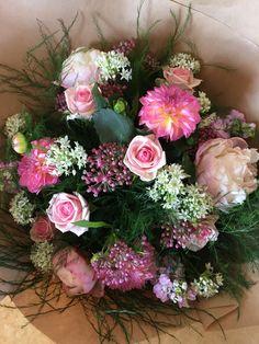Natural Bouquet, Birthday Bouquet, Floral Wreath, Wreaths, Nature, Decor, Floral Crown, Naturaleza, Decoration