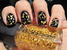 rococo gold leaf topcoat