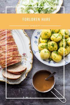 Opskrift på forloren hare Hygge, Bacon, Beef, Lasagna, Meat, Ox, Pork Belly, Steaks, Steak