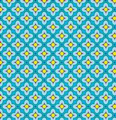 Heather Bailey, tiled primrose in ice