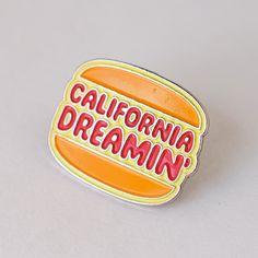 California Dreamin' Burger