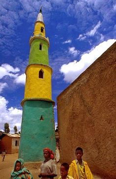 Mud Mosques of Africa
