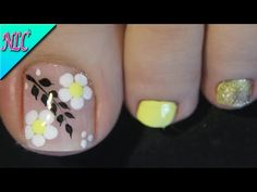 Hair And Nail Salon, Hair And Nails, Nail Art Videos, Sexy Toes, Manicure And Pedicure, Toe Nails, Nail Designs, Lily, Make Up