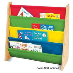 Tot Tutors - Book Rack - Walmart.com