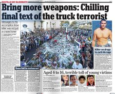 Daily Mail dps by Tony Kershaw