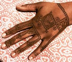 Henna by Lisa Butterworth - love the dots!
