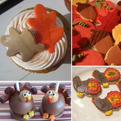 Pictures of Thanksgiving Desserts