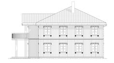 Fasade Odel - et kataloghus fra Norgeshus. Floor Plans, Houses, Homes, Home, Floor Plan Drawing, House, At Home
