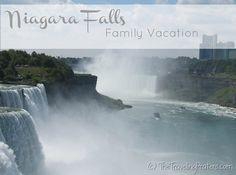 A Few Tips to Enjoying a Niagara Falls Family Vacation