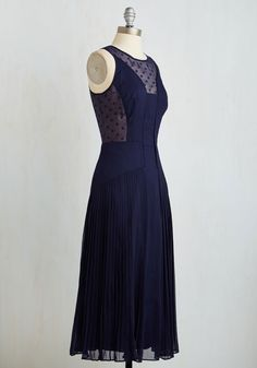 2ccb7348736f Sway Beyond Sunset Dress. While the painted skies illuminate the deep navy  hue of this