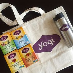 In celebration of the New Year, we're giving away a selection of four delicious Yogi teas for DeTox