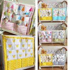 Baby Cot Bed Crib Nursery Hanging Storage Organizer Bag for Toy Diaper Clothes FOR SALE • CAD $9.47 • See Photos! Money Back Guarantee. careforyou123 Add to my favorite sellers Mon. to Sat. Customer Service Warranty Service Product Description Description: Features: 1. Easy to store all the baby stuff by many pockets 2. Cute, 131892305547
