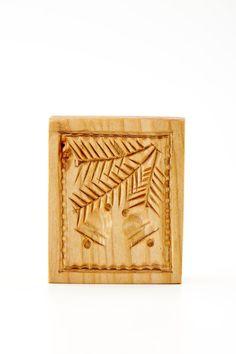 Cookie mold. Wooden cookie butter mold BELLS by PryanikiAndCookies