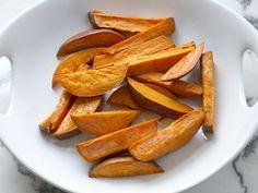 Homemade Sweet Potato Oven Fries