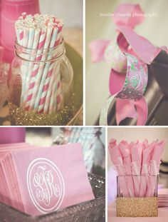 A #preppy first birthday party! Oh my heavens, how I adore this! Exactly what I want!!!