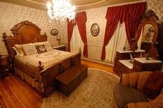 Victorian Decorating Ideas | Main Bedroom Design Victorian Style | Home Decoration Ideas