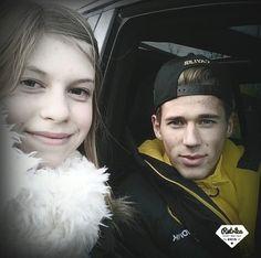 Erik durm with a fan ❤