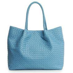 Bagroo 100% Lambskin Genuine Leather Shoulder Handbags Everyday Handbags Purse (Sky blue) Bagroo,http://www.amazon.com/dp/B00K34E8U6/ref=cm_sw_r_pi_dp_HdwDtb03CFRHG4RJ
