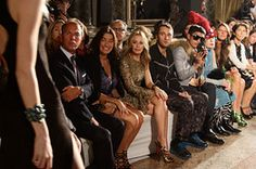 front row fashion week blogger - Google Search
