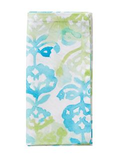 Kim Seybert Watercolor Cotton Napkin