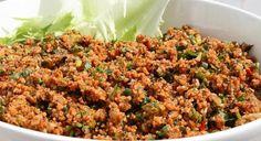 Adana Usulü Kısır Tarifi | Yemek Tarifleri Sitesi | Oktay Usta, Pratik Yemekler