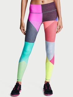 Knockout by Victoria's Secret Limited-edition Tight - Victoria's Secret Sport - Victoria's Secret Vs Sport, Athleisure Outfits, Victoria Secret Sport, Active Wear, Sportswear, Tights, Victoria's Secret, Clothes For Women, My Style
