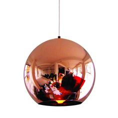 Copper Shade Pendel Tom Dixon - Kjøp møbler online på ROOM21.no