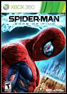 Spider-man: The Edge of Time – Xbox 360 PlayStation 3 Nintendo Wii Nintendo 3DS XBox 360 http://theceramicchefknives.com/marvel-gift-ideas-amazing-spiderman/
