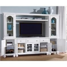 Marvelous Mirren Harbor Wall Entertainment Center By Broyhill Furniture   Baeru0027s  Furniture   Wall Unit Miami,
