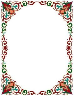 Frame Border Design, Boarder Designs, Page Borders Design, Borders For Paper, Borders And Frames, Printable Border, Simpson Wallpaper Iphone, Border Templates, Book And Frame