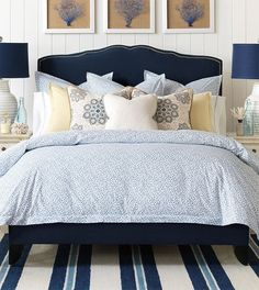 Barclay Butera Luxury Bedding by Eastern Accents - Hampton Collection