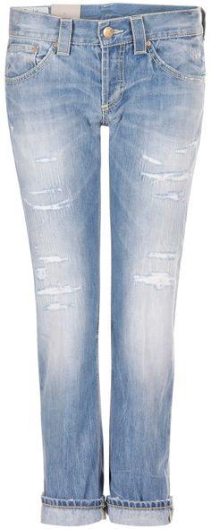 Jeans SEGOLENE von DONDUP - shop at www.REYERlooks.com