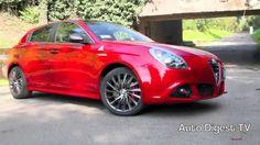 Test Drive Alfa Romeo Giulietta Quadrifoglio verde 240 cv