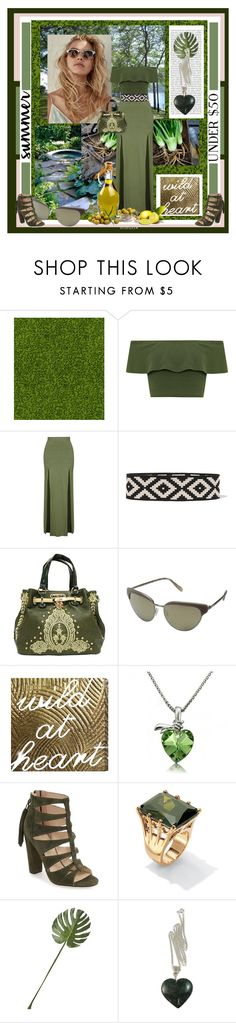 """Sunday Brunch at the Olive Branch Inn"" by jakenpink ❤ liked on Polyvore featuring WearAll, Topshop, Vanessa Seward, Oris, Nicole Lee, Oliver Peoples, Oliver Gal Artist Co., Marc Fisher LTD, Palm Beach Jewelry and CB2"