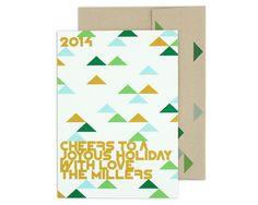 Holimetrica Holiday Card by Lupa & Pepi