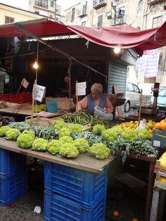 Ballaro Market ,Palermo Sicily
