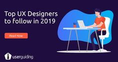 Top UX Designers to Follow in 2019  #customersuccess #userexperience #ux #uxdesign