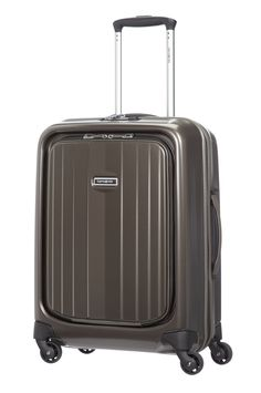 Ultimocabin Earth 55cm #Samsonite #Ultimocabin #Travel #Suitcase #Luggage #Strong #Lightweight #MySamsonite #ByYourSide