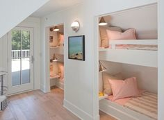 House of Turquoise: Francesca Owings Interior Design.  If my children were young, I'd be keen to do this.  adorable!