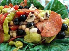 More antipasto salad recipes.  Which one to choose?