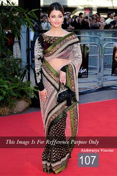 Bollywood designer sarees to ensure you have a rocking evening   Buy Bollywood Sarees Online